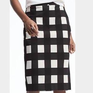 Banana Republic Pencil Skirt-Size Petite 00